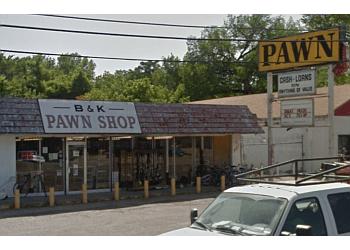 Waco pawn shop B & K Pawn Shop