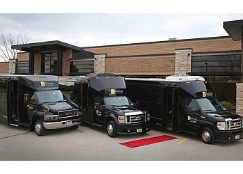 Milwaukee limo service BLACKLINE LIMOUSINES
