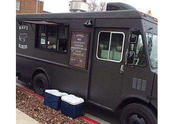 Salt Lake City food truck BLACK'S SLIDERS FOOD TRUCK