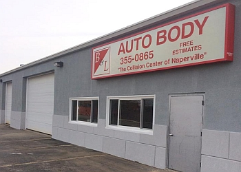 Naperville auto body shop B&L Auto Body Inc.