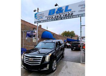 Chicago auto body shop B & L Automotive Repairs, Inc.