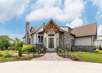 Overland Park home builder B.L Rieke Custom Homes LLC