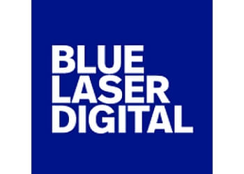 Columbus web designer BLUE Laser Design