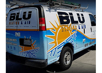 Chula Vista hvac service BLU HVAC Heating & Air