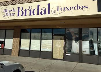 Aurora bridal shop BLUSH & BLUE BRIDAL
