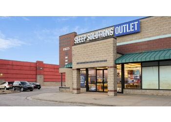 Overland Park mattress store Sleep Solutions Outlet