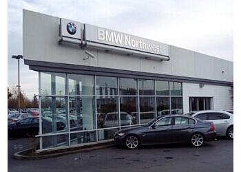 Tacoma car dealership BMW Northwest