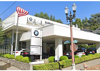 Portland car dealership BMW Portland