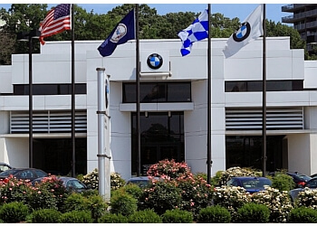 Alexandria car dealership BMW of Alexandria