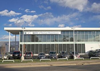 Denver car dealership BMW of Denver Downtown