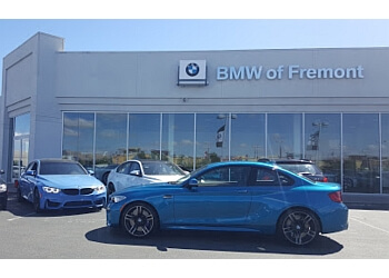 Fremont car dealership BMW of Fremont