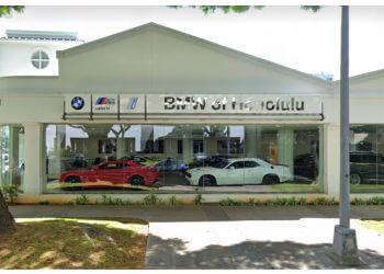 Honolulu car dealership BMW of Honolulu