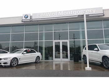 Montgomery car dealership BMW OF MONTGOMERY