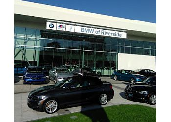 Riverside car dealership BMW of Riverside