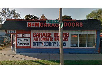 B U0026 M GARAGE DOORS AND OPENERS