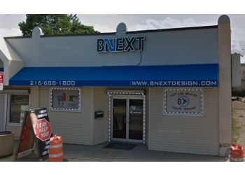 Cleveland sign company BNext