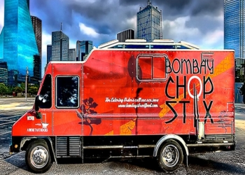 Arlington food truck BOMBAY STREET FOOD