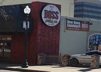 Bakersfield pizza place BOSS Pizza Co.