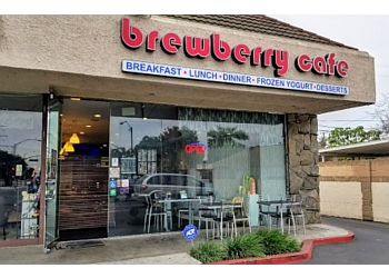Anaheim cafe BREWBERRY CAFE