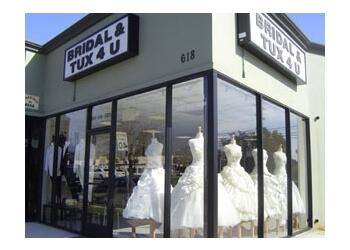 Glendale bridal shop BRIDAL & TUX 4 U
