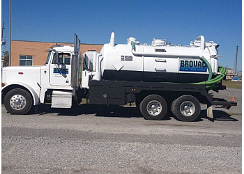 New Orleans septic tank service BROVAC Environmental service