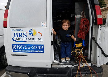 Chula Vista hvac service BRS Mechanical