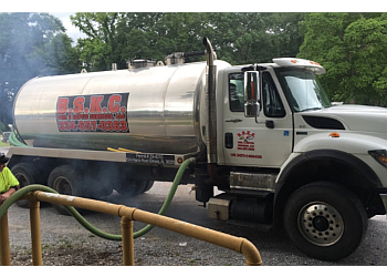 Montgomery septic tank service BSKC Soil and Septic Services, LLC