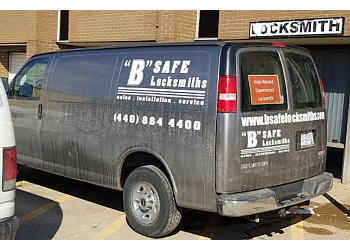Cleveland locksmith B Safe Locksmiths