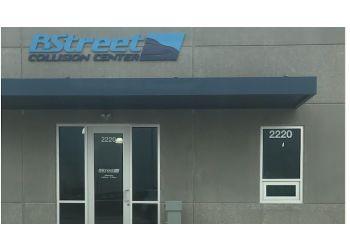 Kansas City auto body shop B Street Collision Center