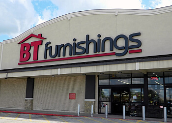 Dallas furniture store BT Furnishings