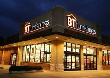 Plano furniture store BT Furnishings