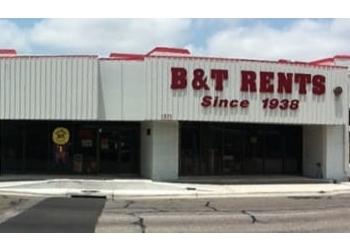Corpus Christi event rental company B & T Rents