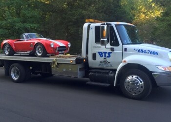 Paterson towing company BTS Towing Corp