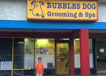 Huntington Beach pet grooming BUBBLES DOG GROOMING & SPA