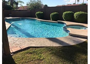 Mesa pool service BUDGET POOL REPAIR & REPLASTER