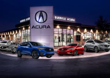 Minneapolis car dealership BUERKLE ACURA