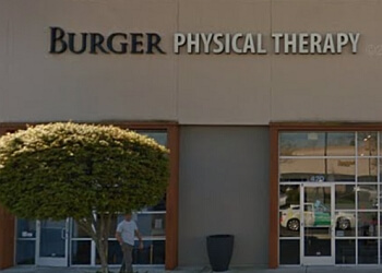 Sacramento occupational therapist BURGER PHYSICAL THERAPY