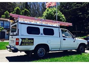 San Francisco electrician BV Electric