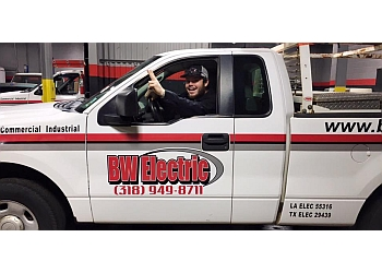 Shreveport electrician BW Electric, Inc.