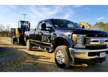 Richmond landscaping company BWS Landscaping