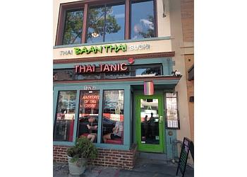 Washington thai restaurant Baan Thai