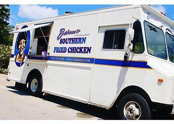 Fayetteville food truck Babann's Southern Fried Chicken
