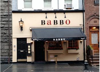 New York italian restaurant Babbo Ristorante Enoteca