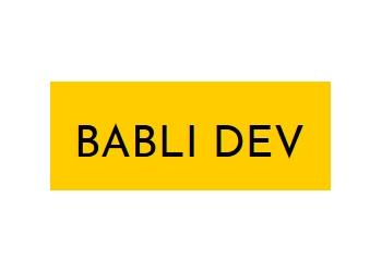 Anaheim web designer Babli Development