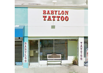 Fort Lauderdale tattoo shop Babylon Tattoo