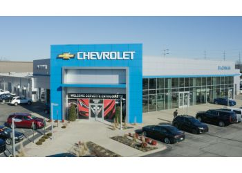 Louisville car dealership Bachman Chevrolet