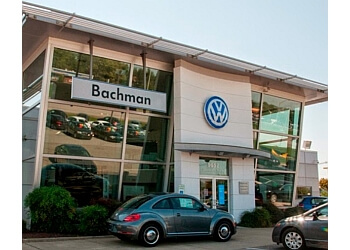 Louisville car dealership Bachman Volkswagen