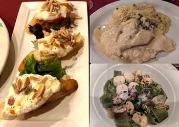 Anaheim italian restaurant Baci di Firenze Trattoria