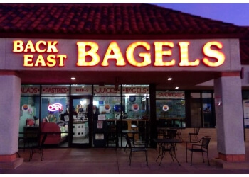 Tempe bagel shop Back East Bagels