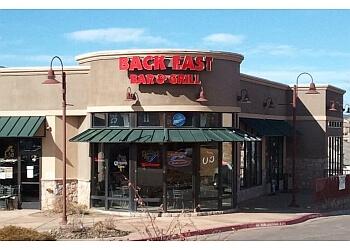 Colorado Springs sports bar Back East Bar & Grill